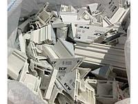 Куплю отходы ПВХ (белый, обрезки оконного профиля)