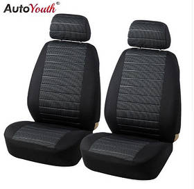 Чехлы автомобильные AUTOYOUTH универсальные на передние сидения 2 шт