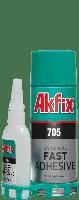 Клей с активатором для экспресс склеивания  Akfix 705 200мл/50гр