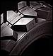 Шина суцільнолита 6.50 R10 Starco Gesko для складського навантажувача зимові підвищеної прохідності, фото 4