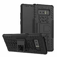 Чехол для Samsung Galaxy Note 8 / N950 6.3'' противоударный бампер черный