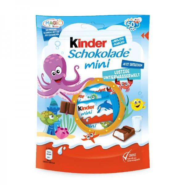 Шоколад Kinder Schocolate mini