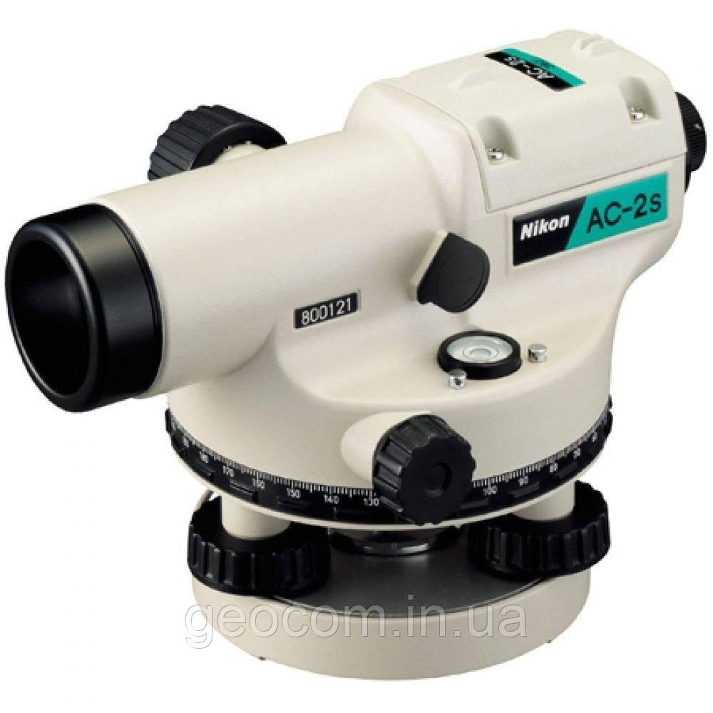 Оптический нивелир NikonAC 2S