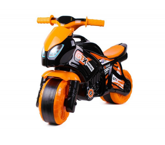 Мотоцикл толокар.Каталка мотоцикл для мальчика.