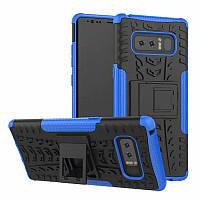 Чехол для Samsung Galaxy Note 8 / N950 6.3'' противоударный бампер синий