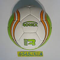 Мяч футбольный Grippy Ronex RIO Green, салатовый, р. 5, не ламинированный, фото 1