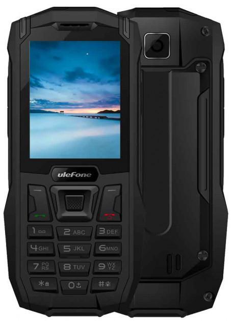 Телефон Ulefone Armor Mini Black