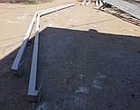 Металоконструкція 24х24х5 Ангар Двускат Склад Навіс Каркас, фото 6