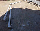 Зерносховище 24х30 Двускат Ангар Склад Навіс Каркас, фото 5