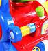Машинка-каталка Поезд ARTI(Оригинал)  music 3 цвета, фото 9