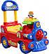 Машинка-каталка Поезд ARTI(Оригинал)  music 3 цвета, фото 3