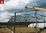 Ангар 18х30х5 Двускат, зернохранилище, склад, цех, сто, каркас, фото 6