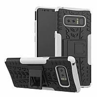 Чехол для Samsung Galaxy Note 8 / N950 6.3'' противоударный бампер белый