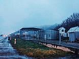 Ангар 12х30х5 каркас, склад під готову продукцію, літаки, для тварин. Прямостінний., фото 3