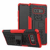 Чехол для Samsung Galaxy Note 8 / N950 6.3'' противоударный бампер красный