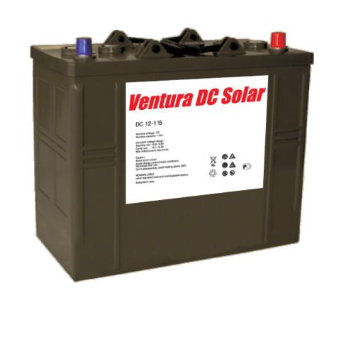 Аккумуляторная батарея Ventura DC 12-85 SOLAR