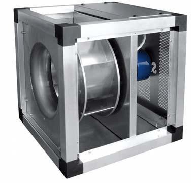 Кухонный вентилятор SALDA KUB T120 500-4 L1