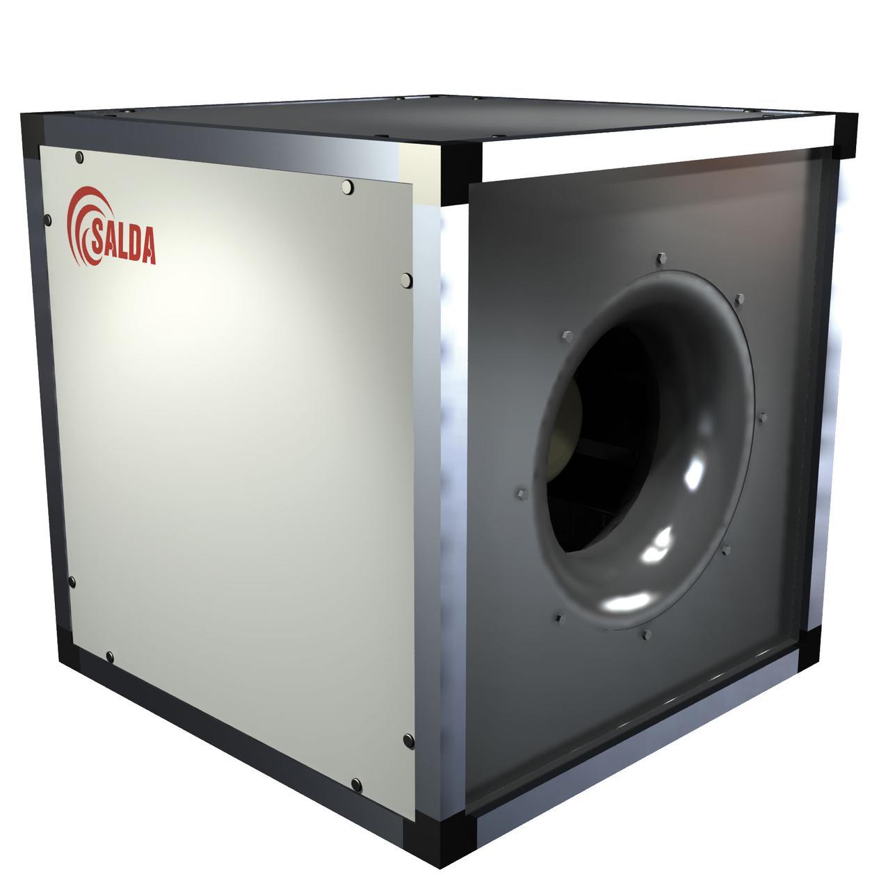 Канальные аккустические вентиляторы KUB 67-500 ЕКО