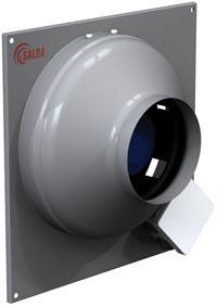 Канальный вентилятор SALDA VKAS 250 MD