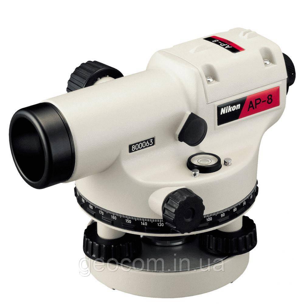 Оптический нивелир NikonAP 8