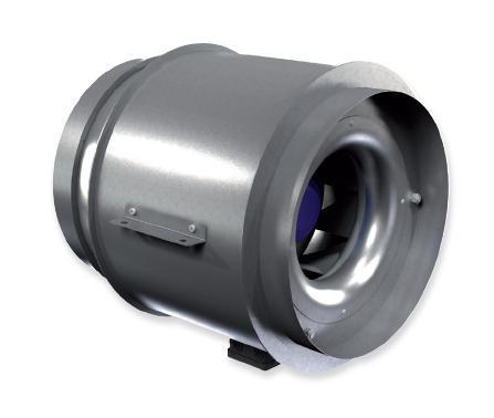 Канальный вентилятор SALDA VKA 355MD