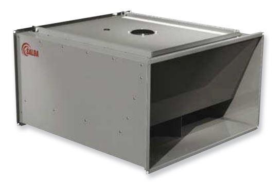 Канальный вентилятор SALDA VKSB 500X300-2S L1
