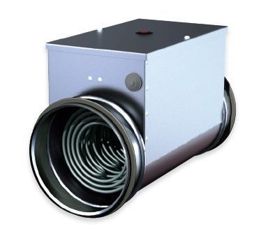 Канальный нагреватель SALDA EKA 250-9,0-3f