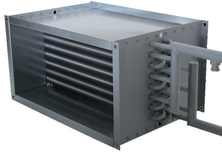 Водяной нагреватель SALDA SVS 700X400-4