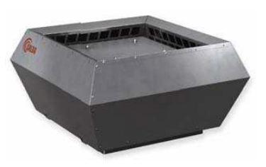 Крышный вентилятор SALDA VSVI 400-4 L1