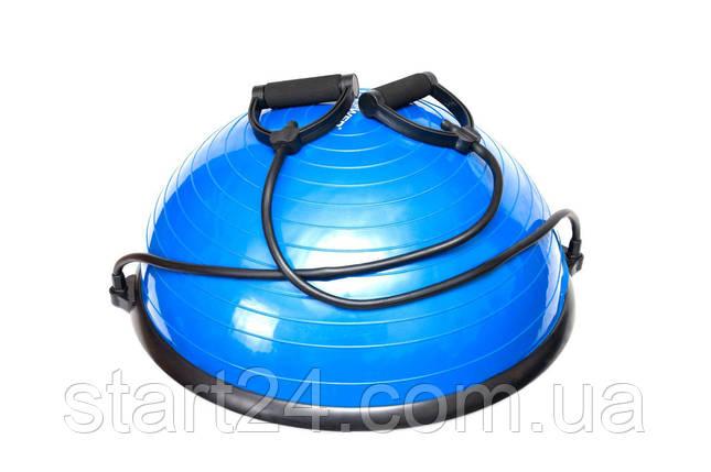 Балансировочная платформа Power System Balance Ball Set PS-4023 Blue , фото 2
