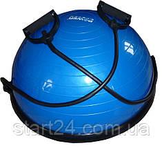 Балансировочная платформа Power System Balance Ball Set PS-4023 Blue , фото 3