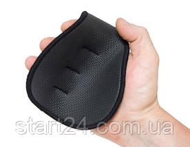 Накладки на ладони Power System Gripper Pads PS-4035 Black, фото 3