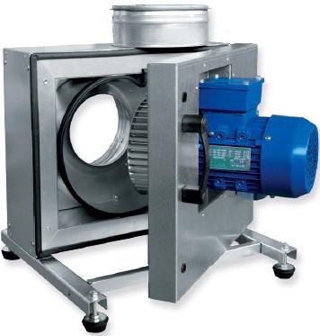 Кухонный вентилятор SALDA KF T120 355-4 L3