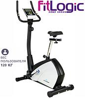 Велотренажер для фитнеса FitLogic BK8729,Генераторная,Горизонтальный,  BA100
