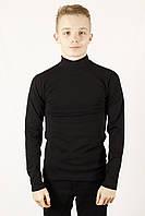 Гольф водолазка мужской унисекс Mr Maxx Стойка Черный Размеры M(46/48) L(48/50) XL(52/54), фото 1
