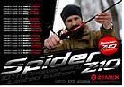 Спиннинг ZEMEX SPIDER Z-10 2,36m 2-12g, фото 4