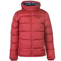 Куртка Lee Cooper 2 Zip Bubble Jacket Mens XS