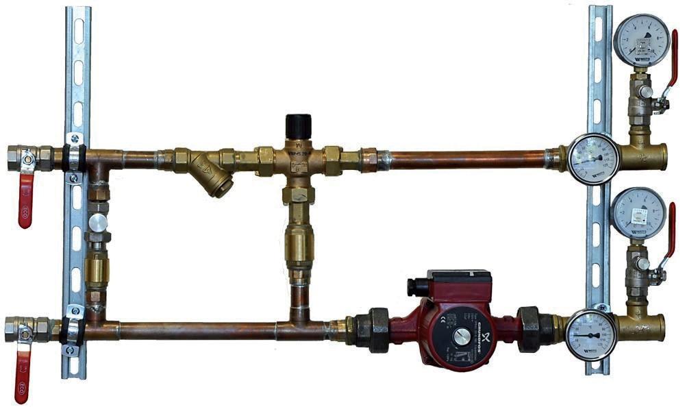 Смесительный узел SALDA RMG3-16