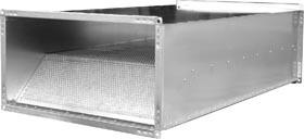 Шумоглушитель SALDA SKS – 600x350 / 1000