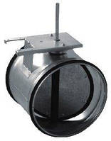 Круглый клапан SALDA SKG 125