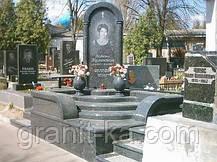 Красиві пам'ятники з граніту, фото 2