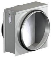Фильтр воздуха SALDA FD 100 / G4