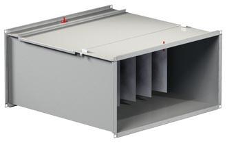 Фильтр воздуха SALDA FDS 1000x500 / G4