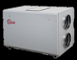 Приточная установка SALDA RIRS 400 HW EKO