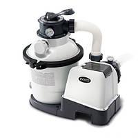 Intex 26644 песочный фильтр-насос 4500 л/ч