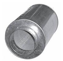 Круглый шумоглушитель Aerostar RMN 100/5