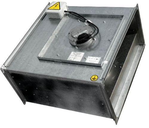 Канальный вентилятор прямоугольный ( с колесом) Aerostar SV 60-30