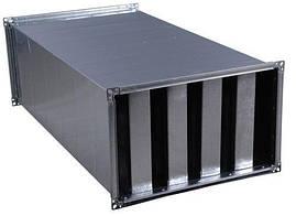 Прямоугольный шумоглушитель Aerostar SMN 40-20