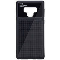 TPU чехол Glossy Half для Samsung Galaxy Note 9, фото 1