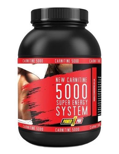 Карнитин Power Pro - Carnitine 5000 (500 грамм)